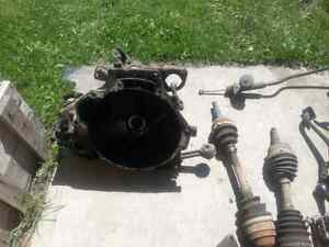 1989 pontiac sunbird 5spd /axles/flywheel Strathcona County Edmonton Area image 2