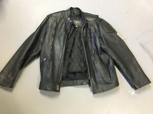 Men s  Leather Jacket