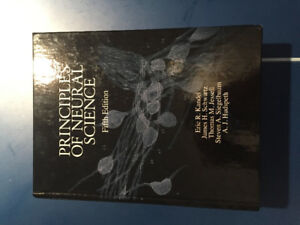 Kandel Principles of Neuroscience 5th edition perfect condition