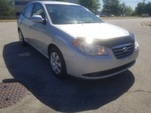 2009 Hyundai Elantra, certified plus 1YEAR free WARRANTY