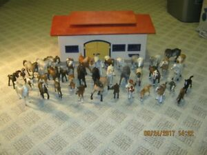 Schleich horses race cars vtech game barbie,furby,chima and more