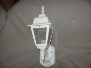 Wall Mounted Outdoor Light
