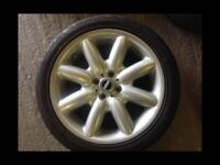 Bmw Mini Cooper alloy wheel wanted