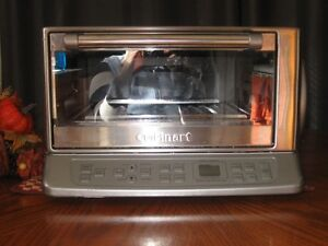 Cuisinart Convestion Toaster oven broiler