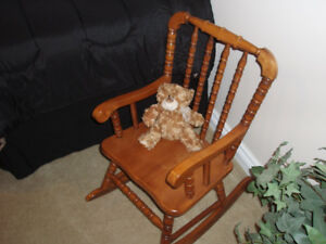 Jenny-Lynn Child's Rocking Chair