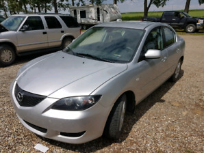 2006 Mazda 3 Low Km for sale
