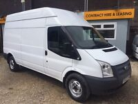 FORD TRANSIT T350 LWB HIGH ROOF - MUST SEE