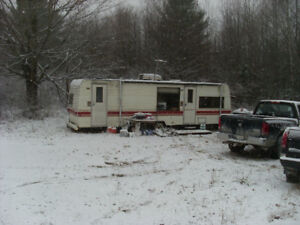 Free Removal of Unwanted Campers and Trailers etc.
