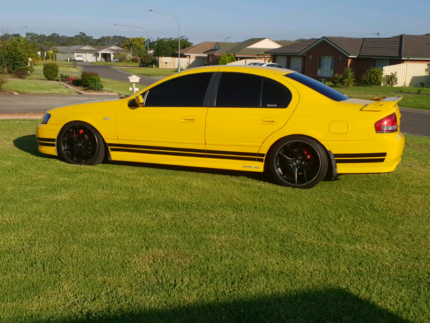 Ford Falcon  xr6t turbo not hsv Worrigee Nowra-Bomaderry Preview