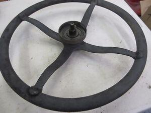 Model T Ford Steering Wheel Regina Regina Area image 4