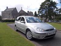 Ford Focus 1.8i 16v 2002.25MY Ghia