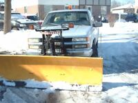 Snowking Services Residental and comercial snow plowing