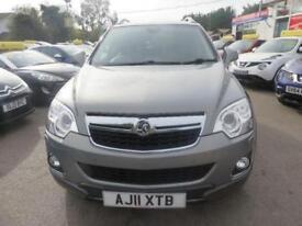 2011 Vauxhall Antara 2.2 CDTi SE Nav AWD 5dr