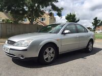 2003 FORD MONDEO AUTOMATIC 11 MONTHS MOT FANTASTIC RUNNER