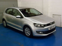 SOLD - Volkswagen Polo 1.2TDI ( 75ps ) BlueMotion Tech 2011MY Blue Motion - SOLD