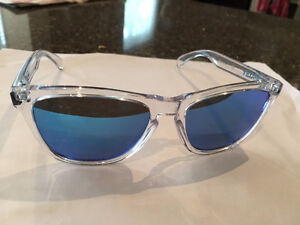 Oakley Frogskins Crystal Collection Sunglasses