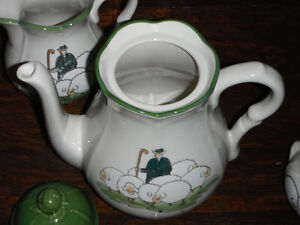 Collectable Sheep and Shepard crockery set Stratford Kitchener Area image 5