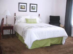 ONLY Available until JULY 6 - DELUXE FURNISHED ROOM
