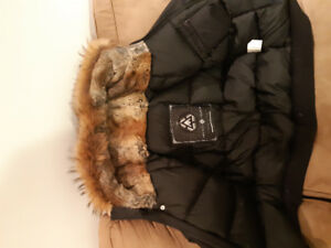 Manteau Arctic North -40°C * Gold édition* 400$ (size: Large)