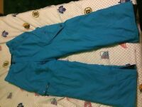 Youth XLG ripzone snowpants