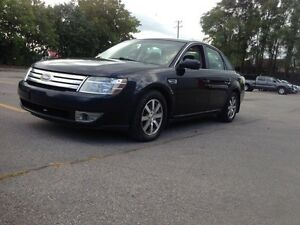2008 Ford Taurus SEL full automatic