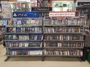 VIDEO GAMES GALORE!