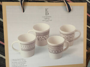 Royal Doulton Mugs designed by Ellen Degeneres