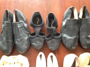 Girls Dance Shoes (Jazz, Musical theatre, Pointe, Tap)