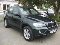 2008/08 BMW X5 3.0 30d SE xDrive Estate~7 SEATS~High Spec~Lower Road £290 Tax.