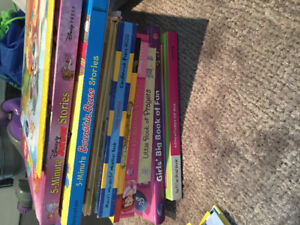 Kids lot of BOOKS!! Soft and hard cover. 48 books in TOTAL. MINT