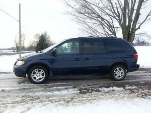 2004 Dodge Grand Caravan, Saftied, Etested and Warrantied