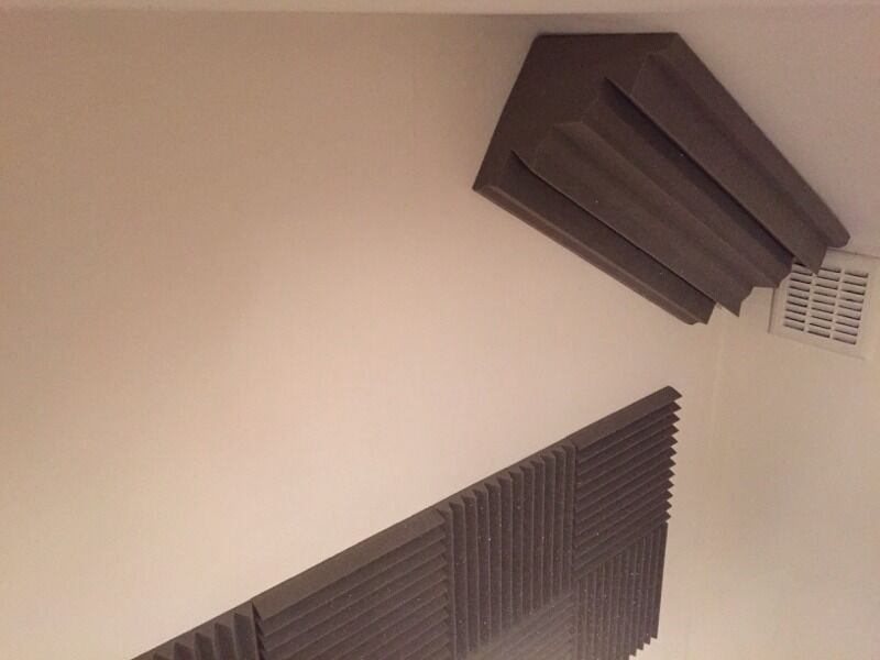 Acoustical Foam Panels Acoustic Foam Set Studio