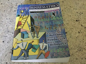 Business Ethics- Readings and Cases in Corporate Morality Fourth