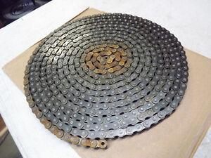 """Chaine Mécanique a Rouleau 22 Pied 08B Grade 40 1/2 x 5/16"""""""