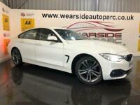 2015 BMW 4 Series 2.0 420D XDRIVE SPORT GRAN COUPE 4d 188 BHP Coupe Diesel Autom