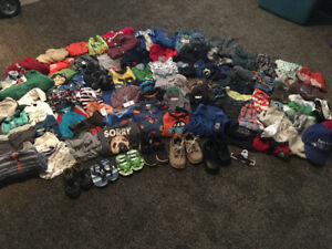3 month - 3T 'boy' clothing, shoes  and accessories.