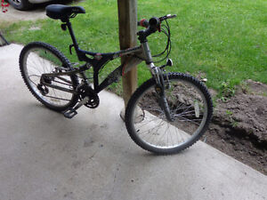 GREAT BIKE FOR RIGHT PERSON-reduced to $30