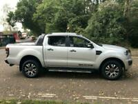 2021 Ford Ranger Pick Up Double Cab Wildtrak 2.0 EcoBlue 213 Auto PICK UP Diesel