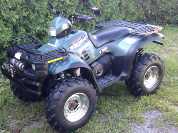 Used 2002 Polaris sportsman 700