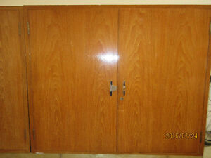 FREE Storage Cabinets (Two)