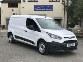 Ford Transit Connect 1.6TDCi ( 75PS ) 210 L2