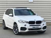 2014 BMW X5 3.0 30d M Sport Auto xDrive 5dr**q7 range sport