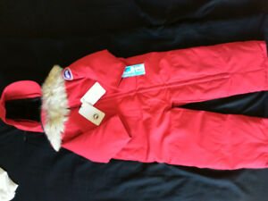 Canada Goose Jacket (RED)