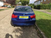 BMW 318D SE FACE LIFT 2009 YEAR VERY GOOD CONDITION