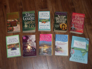 EILEEN GOUDGE BOOKS  *$10 for all*