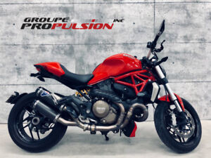 2014 DUCATI MONSTER 1200 ABS ✅ ÉCHANGE