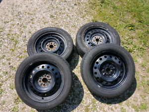 205/55/R16 Tires and Rims