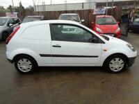 2008 Ford Fiesta 1.4 TDCI Panel Van 3dr