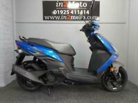 SYM ORBIT 125cc EURO 5 NEW FOR 2021