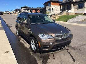 Bmw x5 35 d diesel bas km Échange possible